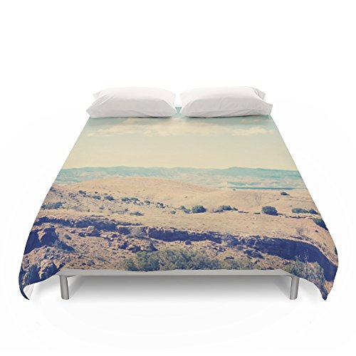 """Society6 Wild West Duvet Covers King: 104"""" x 88"""