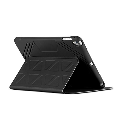 Targus 3D Protection Case for 9.7-Inch iPad (6th gen. / 5th gen.), 9.7-inch iPad Pro, iPad Air 2, and iPad Air, Black (THZ635GL)