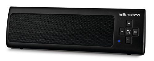Emerson Portable Bluetooth Speaker for Android, Kindle, Gala