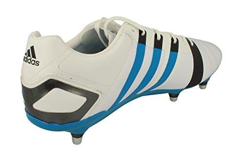 Adidas Ff80 Pro Xtrx Sg Ii Mens Rubgy Laarzen Wit Blauw M22924