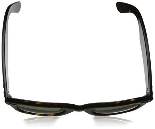 Ray-Ban WAYFARER - TORTOISE Frame CRYSTAL GREEN Lenses 47mm Non-Polarized