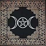 Ritual Tools - Altar Cloth Triple Goddess