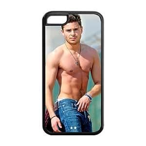Zac Efron Design TPU Case For Iphone 5c