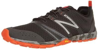 New Balance Men's MT20RB2 Minimus Trail Barefoot Trainer,Black/Silver-Alpha,7.5 2E US
