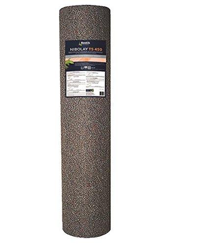 Bostik nibolay TS 150 corcho de espuma de poliuretano acústico (3 mm rollo 1 mx40 m marrón: Amazon.es: Bricolaje y herramientas