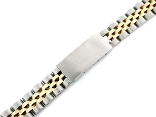 レディース18 K / SS Two Tone Jubilee Watch Band for Rolex DJ  B00A82QIMO