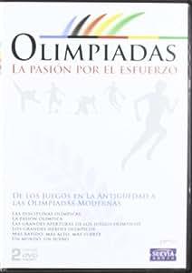 Olimpiadas, la pasión por el esfuerzo [DVD]