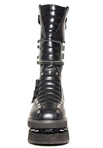 Hades Shoes - Storm Trooper Boots Black KDtGi8