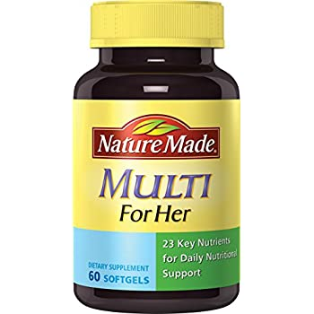 Nature Made Multi For Her  Tablets