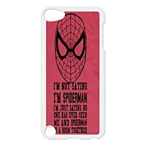 Customized I'm Not Saying I'm Batman Ipod Touch 5 Phone Case, I'm Not Saying I'm Batman Personalized Hard Back Cover Case for iPod Touch5 at Lzzcase