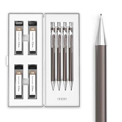 Mechanical Pencil Set with