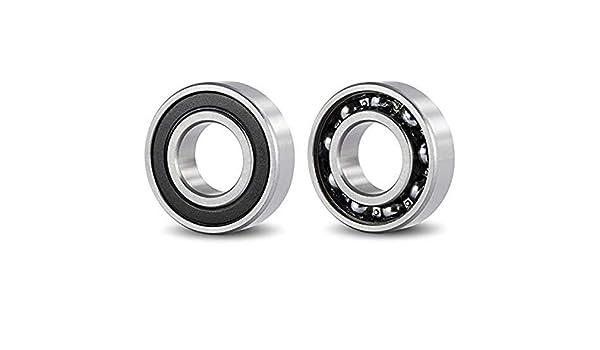 DOJA Industrial |Rodamiento de Bolas 6007 2RS C3 | Pack de 2 ...