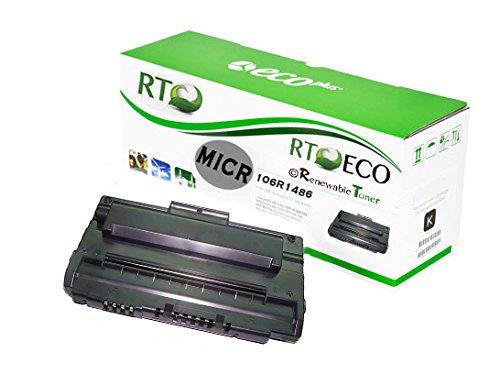 - Renewable Toner 106R01486 106R1486 MICR Toner Cartridge For Check Printing on Xerox WorkCentre Printers 3210 3220