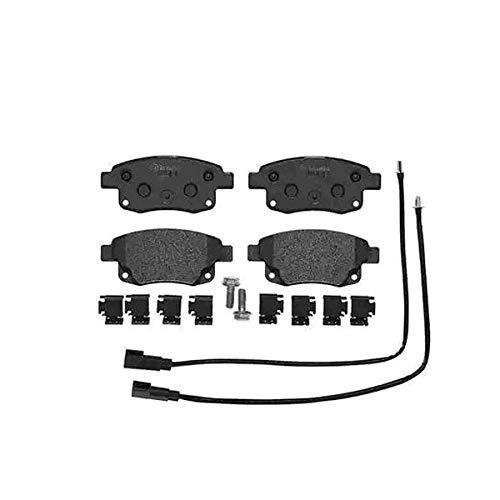 Kit 4 pastiglie freno anteriori Kit 2 dischi freno posteriori Kit 4 pastiglie freno posteriori ECP Ecommerceparts 9145375125840 Kit 2 dischi freno anteriori