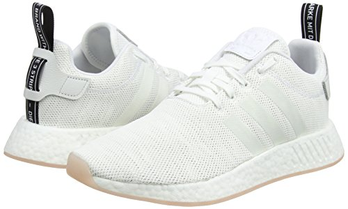 r2 Femme core Crystal White Adidas Nmd 0 footwear rose White Black Baskets Blanc Otxnwx5qA