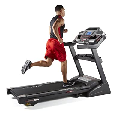 F63-2013 Sole Fitness F63 Folding Treadmill