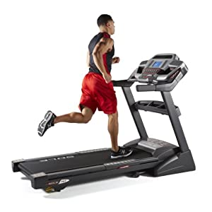 Sole Fitness F63 Folding Treadmill