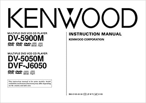 kenwood dv 5050m multiple dvd vcd cd player repair manual