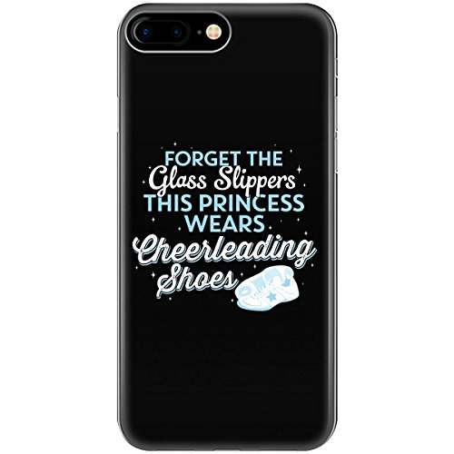 This Princess Wears Cheerleading Shoes - Phone Case Fits iPhone 6 6s 7 8