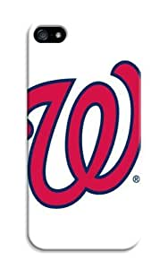 Cool to Plain Skin Case Cover For Customizable Baseball Washington Heart Nationals with iphone 4s of in