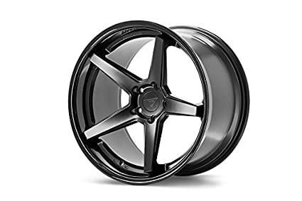 Amazon Com Ferrada Wheels Fr3 20x10 5 Front Rear Et28 5x114 3