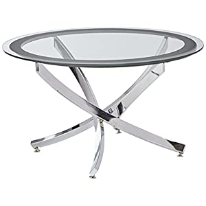 Coaster Home Furnishings Contemporary Coffee Table