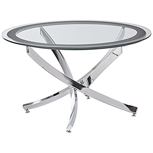 Chrome Coffee Tables Amazoncom