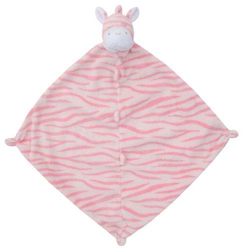 Angel Dear Blankie, Bright Pink Zebra (Girl Zebra Baby)