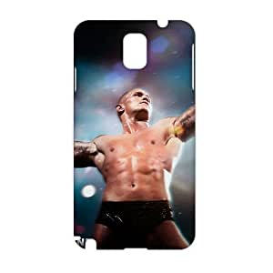 Cool-benz WWE wrestling fighting warrior Randy Orton (3D)Phone Case for Samsung Galaxy note3