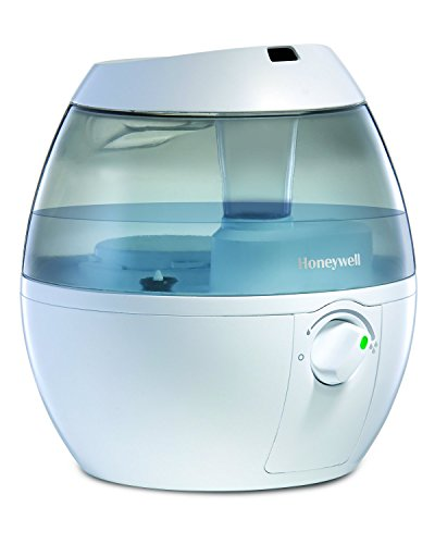 Honeywell HUL520WC Ultrasonic 0.5-Gallon Cool Mist Humidifier