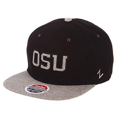 ... discount zhats ncaa oregon state beavers mens boss snapback hat  adjustable black . a7346 cb60e a61e337e8192