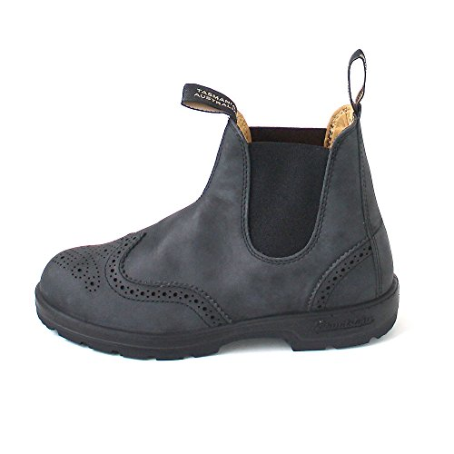 Blundstone Black Mens Leather 1472 Boots raTrIpq