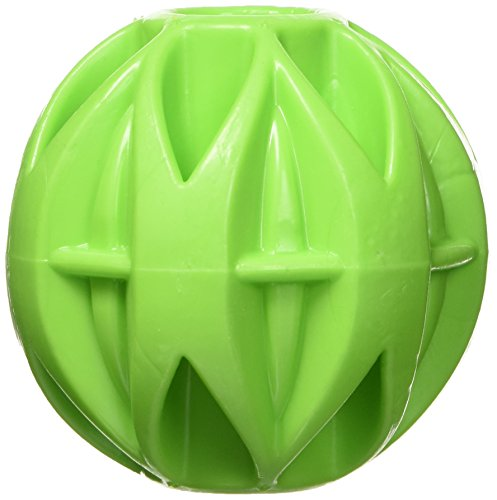 Jw Pet Rubber Balls - JW Pet Company Megalast Ball Dog Toy, Large (Colors Vary)