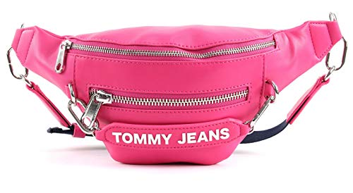 Fucsia Bumbag Femme Tommy U Jeans Rose UPBnw5tq