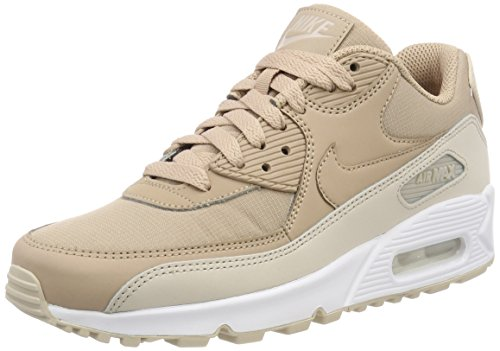 size 40 33546 9cafc Galleon - NIKE Air Max 90 Essential Desert Sand Sand-White (9 D(M) US)