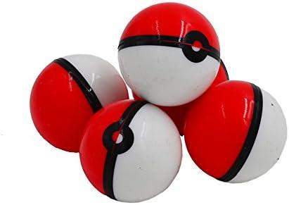 1.5 inch diameter Silicone Poke Ball