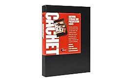 Cachet Archival Storage & Presentation Box, 8.5x11x1