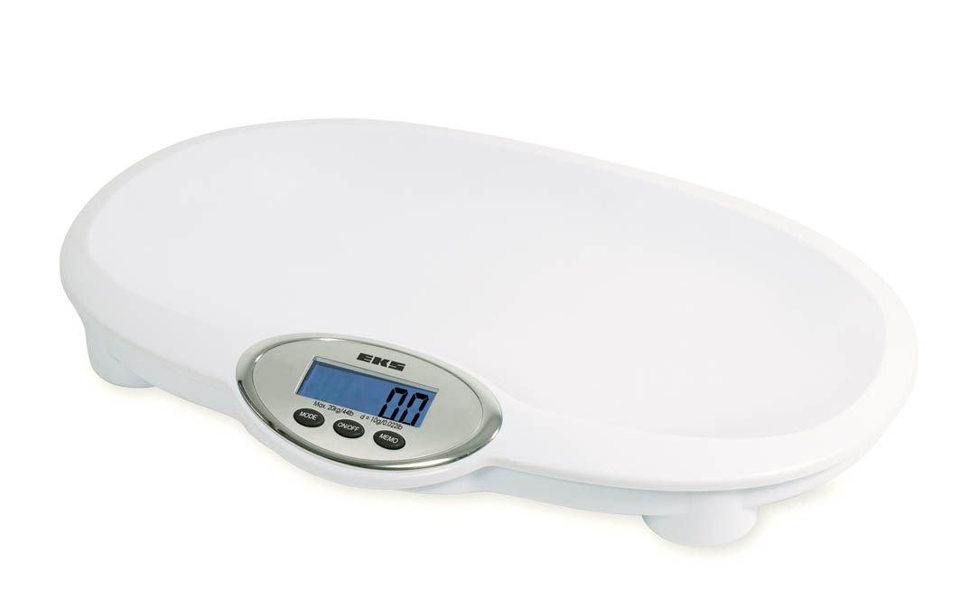 EKS 8007 VI/VI - Báscula pediátrica electrónica (20 kg): Amazon.es: Salud y cuidado personal