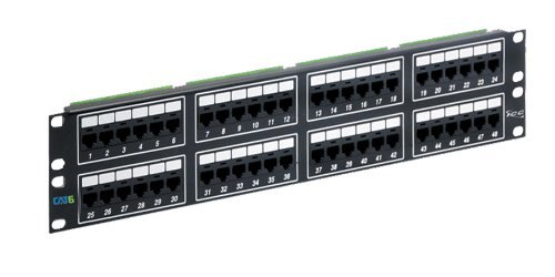 ICC Patch Panel 48PT ICC ICMPP04860