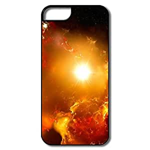 Cool Colorful Nebula Hard Case Cover For IPhone 5/5s