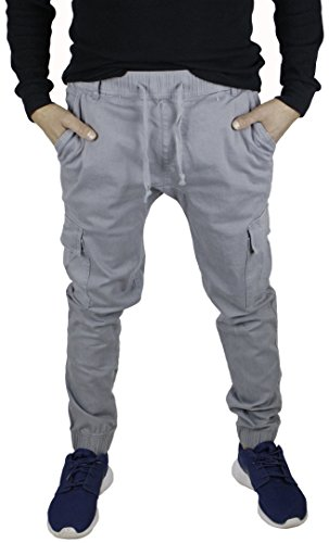 Access Solid Twill Cargo Jogger