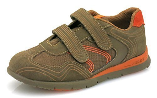 Primigi Sneaker Jungenschuhe Schuhe Jungensneaker Ledersneaker Sneaker Braun