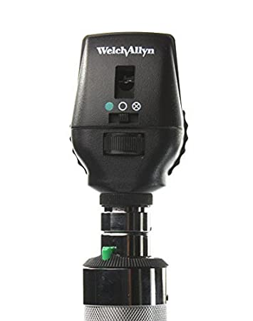 97200-BI Welch Allyn 3.5v Elite Diagnostic Set with a C-Cell Handle by Welch Allyn: Amazon.es: Salud y cuidado personal