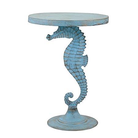 41812G3E8oL._SS450_ 100+ Coastal End Tables and Beach End Tables