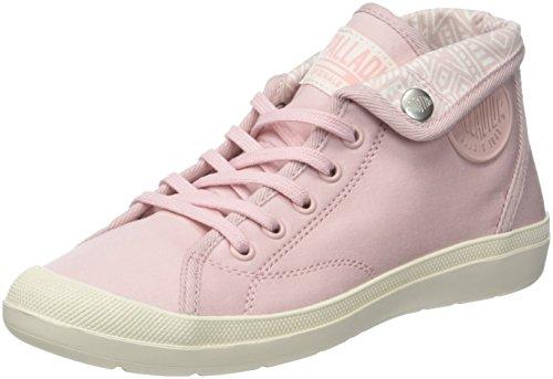 Palladium Aventure F, Baskets Femme Rose (Lotus/Marshmallow L77)