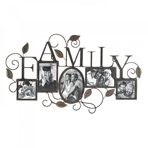 [Decorative home with Family 5-Photo Wall Frame] (1940s Dance Costumes)