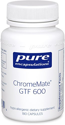 Pure Encapsulations ChromeMate Polynicotinate Supplement