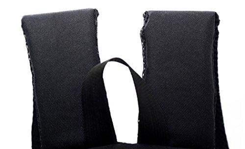 Lenfesh - Bolso mochila  de Lona para mujer b
