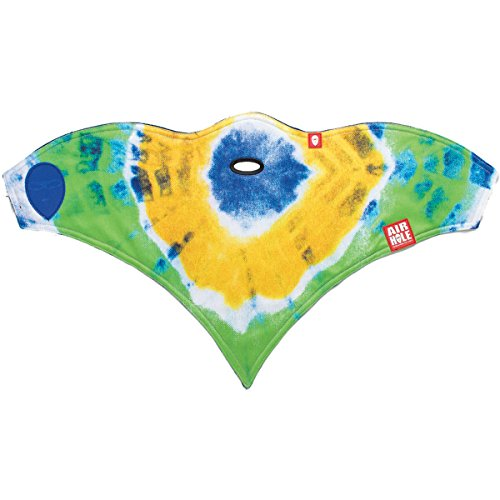 Price comparison product image Airhole Children's Standard 1 Facemask, Tie Dye, One Size