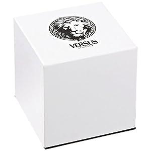 Versus by Versace Men's SOV040015 Chelsea Analog Display Quartz Two Tone Watch